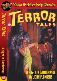Cover Terror Tales - A Night in Camberwell