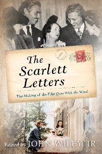 Cover The Scarlett Letters