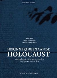 Cover Herinneringen aan de Holocaust