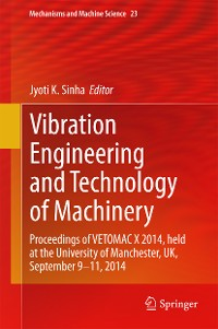 Cover Vibration Engineering and Technology of Machinery