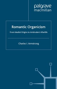 Cover Romantic Organicism