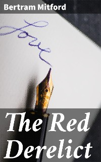 Cover The Red Derelict