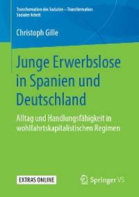 Cover Junge Erwerbslose in Spanien und Deutschland