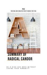 Cover Summary of Radical Candor