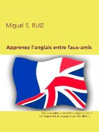 Cover Apprenez l'anglais entre faux-amis