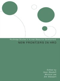 Cover New Frontiers in HRD