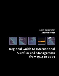 Cover Regional Guide to International Conflict and Management from 1945 to 2003