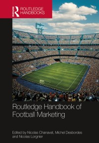Cover Routledge Handbook of Football Marketing
