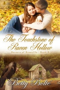 Cover The Touchstone of Raven Hollow
