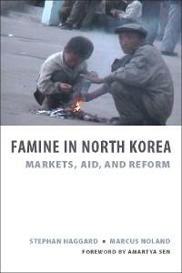 Cover Famine in North Korea