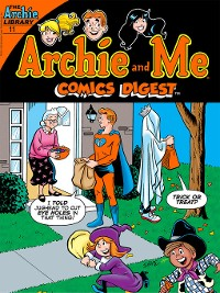 Cover Archie & Me Comics Digest (2017), Issue 11