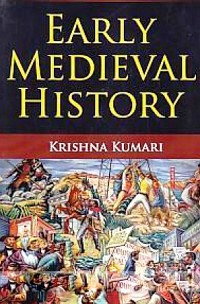 Cover Early Medieval History