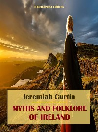 Cover Myths and Folklore of Ireland
