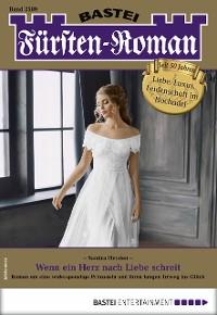 Cover Fürsten-Roman 2589 - Adelsroman