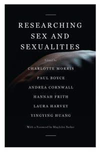 Cover Researching Sex and Sexualities