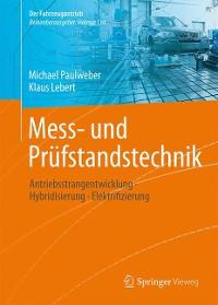 Cover Mess- und Prüfstandstechnik