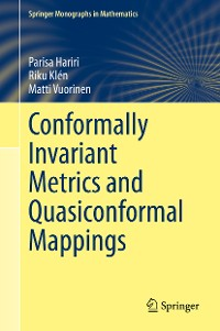Cover Conformally Invariant Metrics and Quasiconformal Mappings