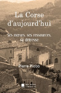 Cover La Corse d'aujourd'hui