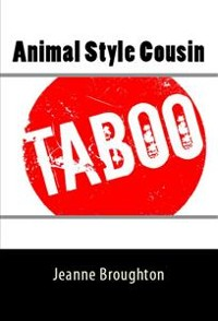 Cover Animal Style Cousin: Taboo Bestiality Erotica
