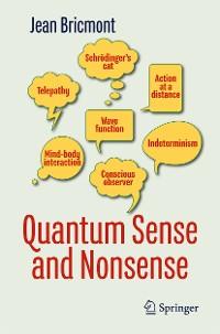 Cover Quantum Sense and Nonsense