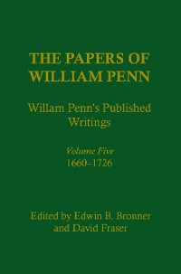 Cover The Papers of William Penn, Volume 5
