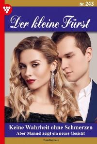Cover Der kleine Fürst 243 – Adelsroman