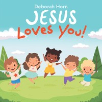 Cover Jesus Loves You!