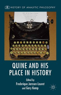 Cover Quine and His Place in History