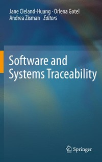 Cover Software and Systems Traceability