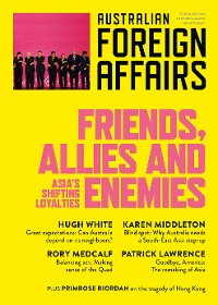 Cover AFA10 Friends, Allies and Enemies