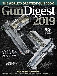 Cover Gun Digest 2019, 73rd Edition
