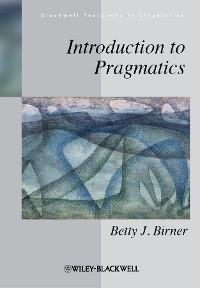 Cover Introduction to Pragmatics