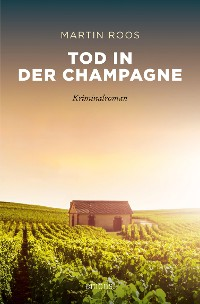 Cover Tod in der Champagne
