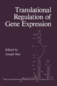 Cover Translational Regulation of Gene Expression
