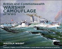 Cover British and Commonwealth Warship Camouflage of WWII