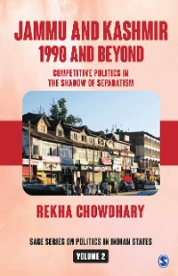 Cover Jammu and Kashmir: 1990 and Beyond