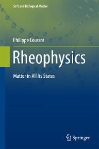 Cover Rheophysics