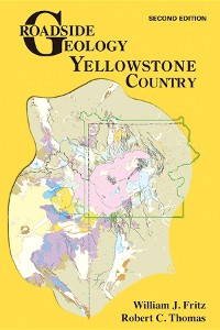 Cover Roadside Geology of Yellowstone Country