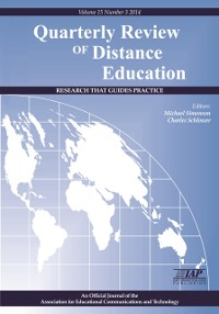 Cover Quarterly Review of Distance Education  Journal Issue