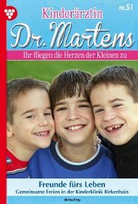 Cover Kinderärztin Dr. Martens 51 – Arztroman