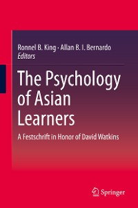 Cover The Psychology of Asian Learners