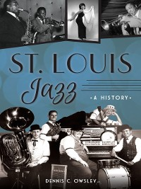 Cover St. Louis Jazz