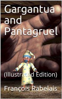 Cover Gargantua and Pantagruel
