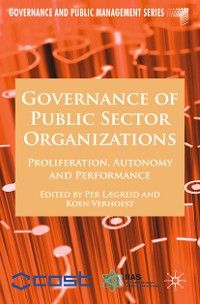 Cover Governance of Public Sector Organizations