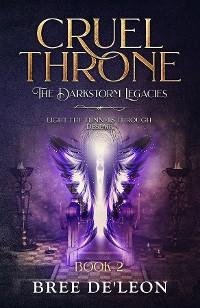 Cover Cruel Throne (The Dark Storm Legacies Book 2)