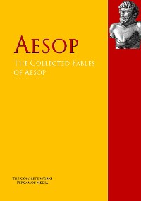 Cover The Collected Fables of Aesop