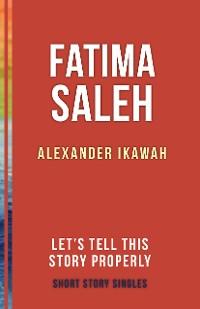 Cover Fatima Saleh