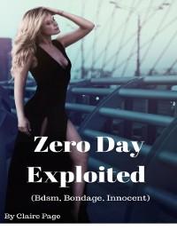Cover Zero Day Exploited (Bdsm, Bondage, Innocent)