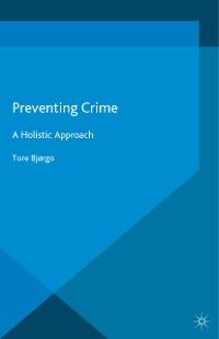 Cover Preventing Crime