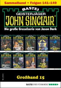 Cover John Sinclair Großband 15 - Horror-Serie
